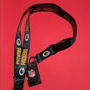 NFL Green Bay Packers Lanyard